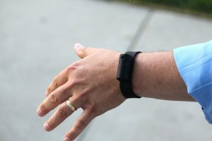 wearable pepper spray for wrist