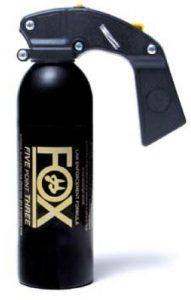 fox labs pepper spray fogger