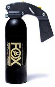 fox labs pepper spray fogger
