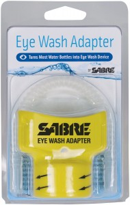 Portable Eye Wash Adapter