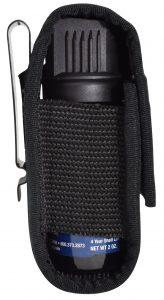 Mace belt clip holster