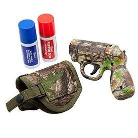 camo pepper spray gun
