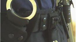 pepper spray holster police belt