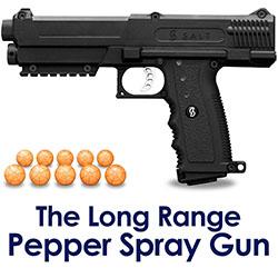 Pepper Spray Guns for 2017 - Best Pepper Spray Pistols