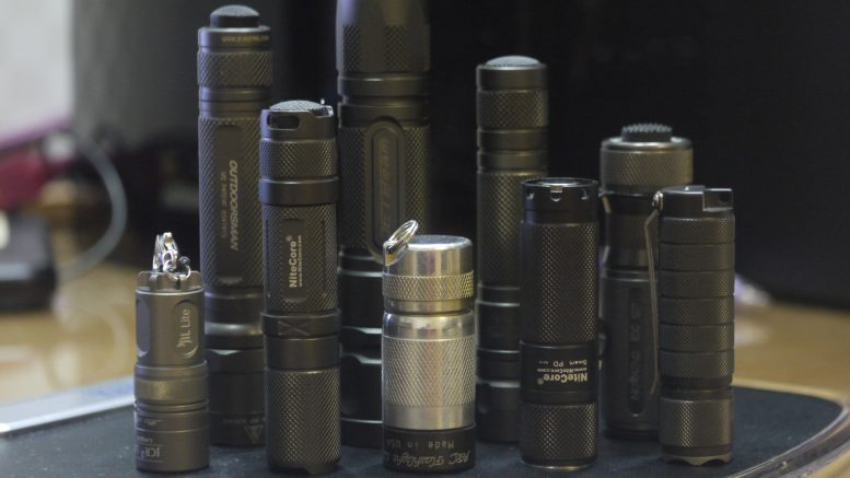 brightest tactical flashlights reviewed