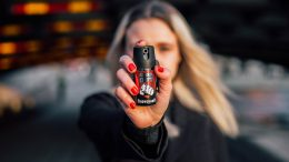 5 reasons to carry pepper spray