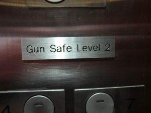 hidden gun safes