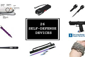 26 Self Defense Devices To Keep You Protected