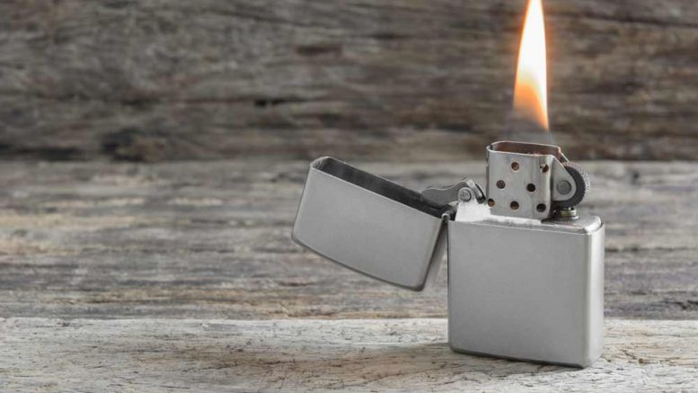 top windproof lighters